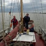 Die EXODUS auf der Weser