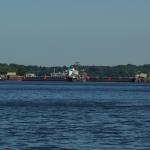 Neue Schleuse in Kiel-Holtenau