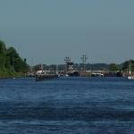Alte Schleuse in Kiel-Holtenau