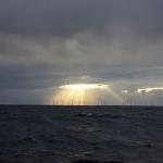 Lichtblick auf der Ostsee