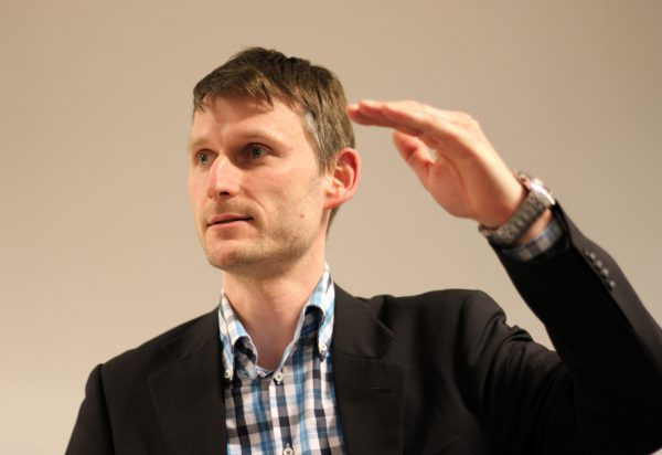 Radverkehr für Umsteiger: Referent Thiemo Graf